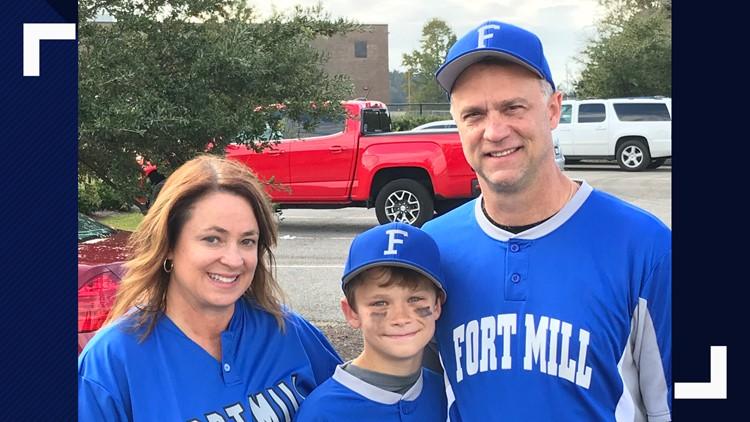 Sammy and family