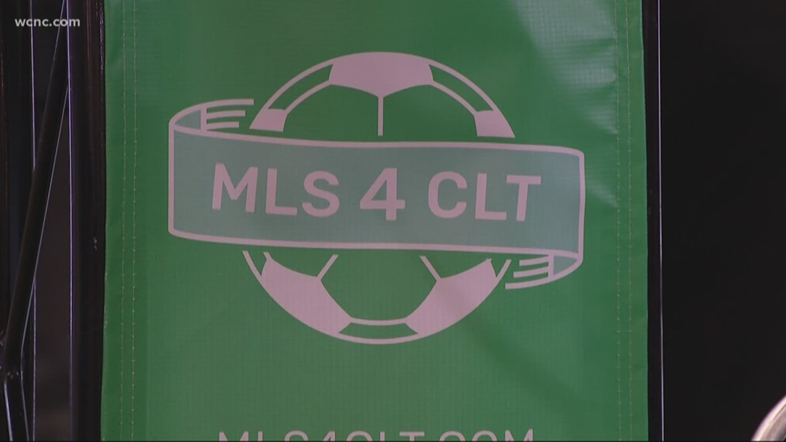 MLS to discuss possible Charlotte expansion Thursday
