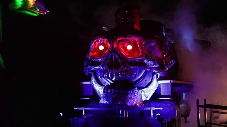 Family Tradition: Tweetsie Railroad's Ghost Train returns to NC High Country this Halloween