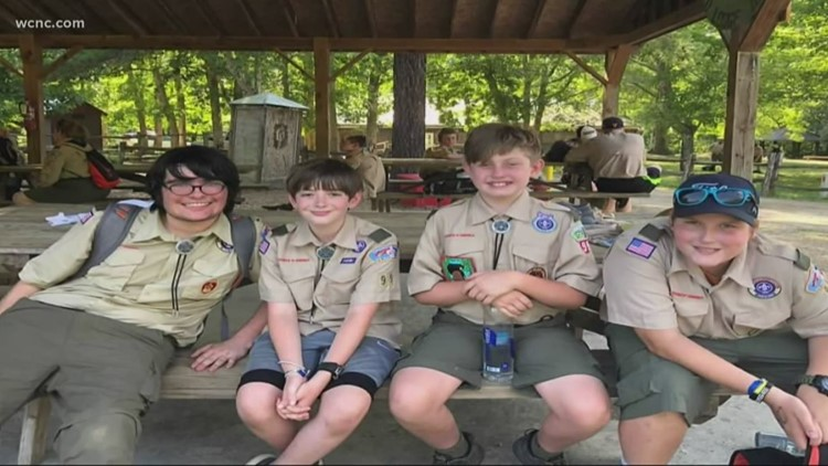NC teen with autism becomes Eagle Scout