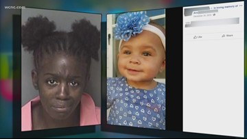 Gastonia baby's body temperature was over 100 degrees at time of death, police say