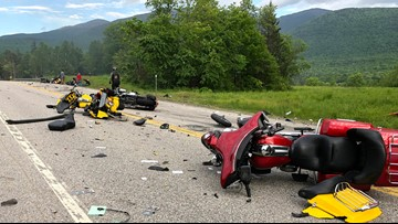 Police identify victims in deadly NH motorcycle crash