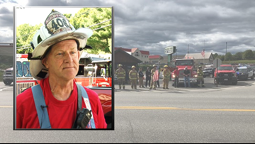 Firefighter killed, numerous others take to hospital after explosion in Maine