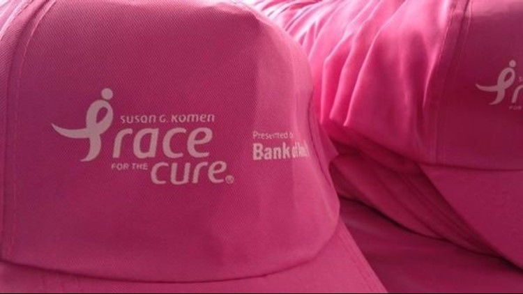 Breast Cancer Awareness Month is not about pink ribbons or football gloves. It's about your health.