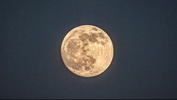 First full moon of 2020 — Wolf Moon lunar eclipse rises Friday night