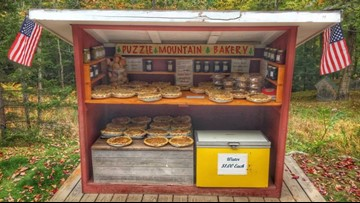 Maine family bakery thrives while selling on the honor system