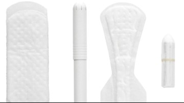 New Hampshire schools required to provide free feminine hygiene products