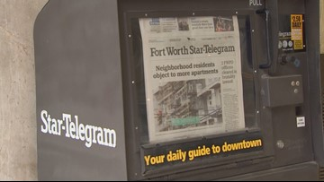 Fort Worth Star-Telegram publisher McClatchy files for bankruptcy protection