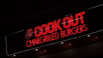 Cashier at NC Cook Out Fired After Refusing to Serve Police Officer, Chief Says