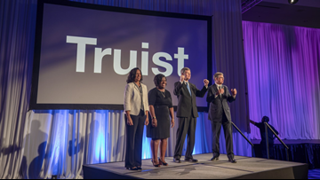BB&T, SunTrust to Become Truist in Merger