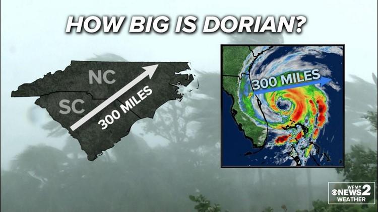 Dorian Is Big