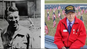 NC WWII Veteran Turns 100; You Can Still Send Him a Birthday Card