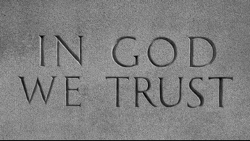 'In God We Trust' to be added to all county vehicles in one NC county