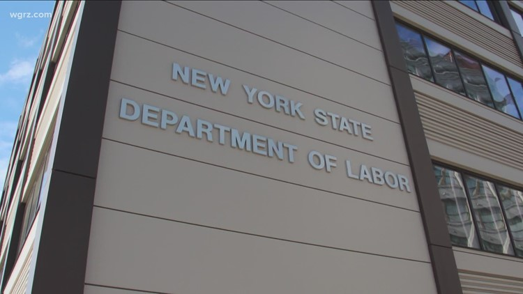 NYS Department of Labor asks people to give back overpayments