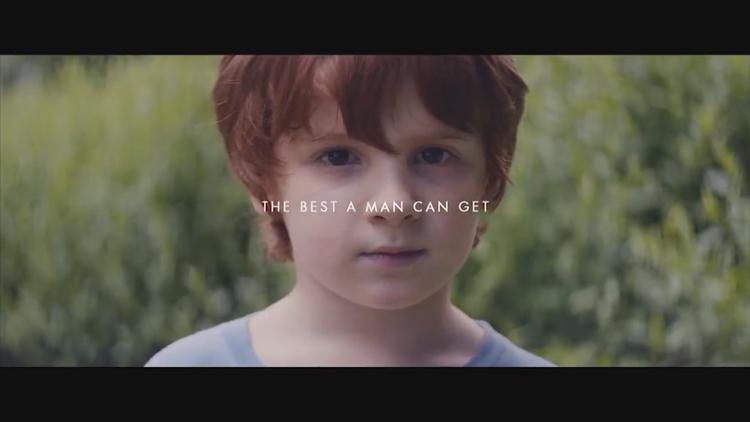 Gillette to men: do better