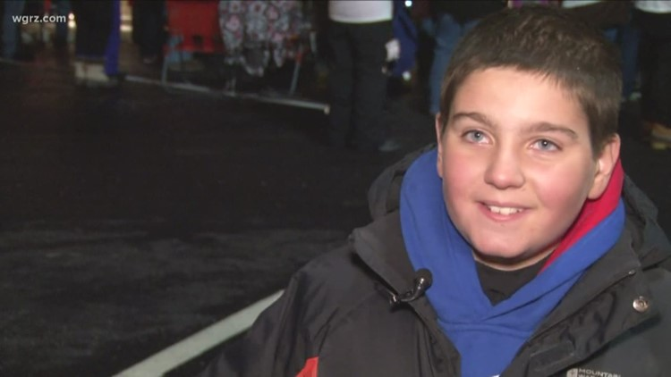 New York kid goes viral for his love of Chick-fil-A