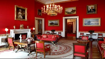 White House upgrade: First lady's done a lot with the place