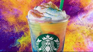 Starbucks launching Tie-Dye Frappuccino on July 10