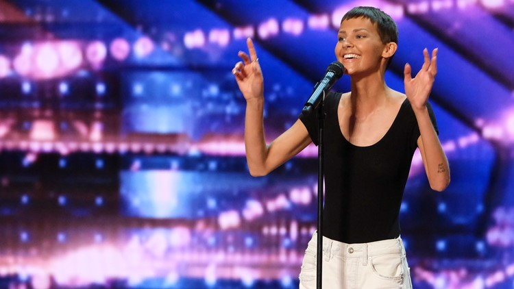 Thousands donate to help pay medical bills as singer leaves 'America's Got Talent' amid cancer battle