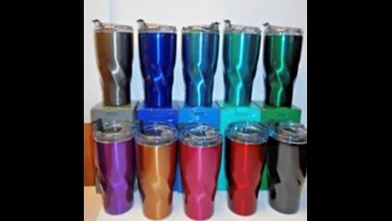 Keep your drink hot for 7 hours with these tumblers
