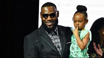 LeBron James' daughter, Zhuri James set to take on YouTube in 2020