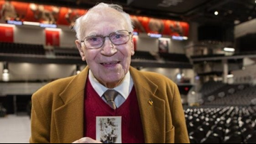 WWII veteran, 94, to get his college degree 73 years later