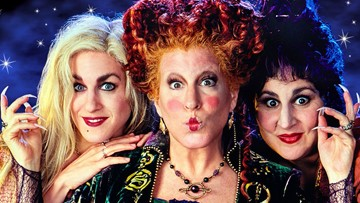 Report: 'Hocus Pocus 2' is currently in development for Disney+