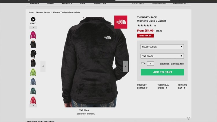 146ca6f90 73% Off North Face For Mom: The Deal Guy