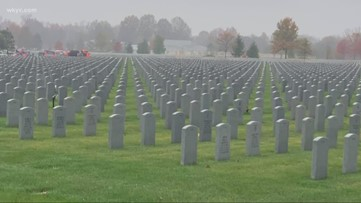 More than 1,500 mourners honor veteran they didn't know at funeral
