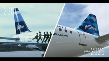 Jet Blue celebrates 20 years of business with $20 fares