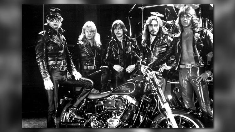 Judas Priest.