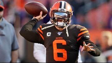ESPN Cleveland suspends Tony Grossi for using derogatory term to describe Baker Mayfield; Grossi apologizes