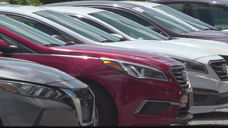 Looking to sell your car? It could be worth more now than a year ago