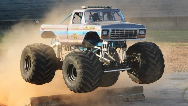 Monster truck event coming to Neeses this weekend