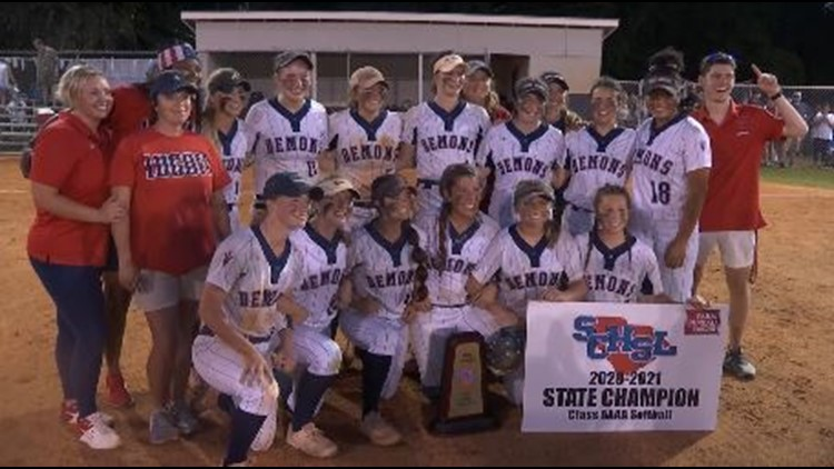 Lugoff-Elgin softball makes history with first state title