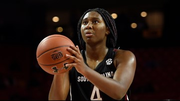 South Carolina freshman honored by the SEC