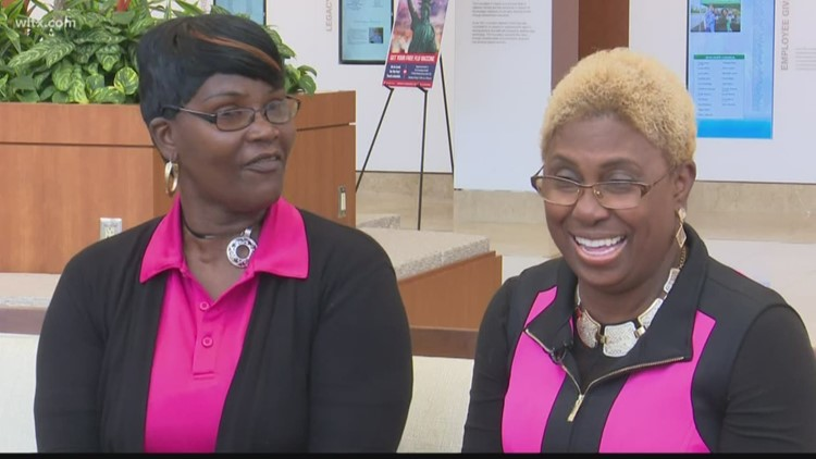 Lifelong friends battle breast cancer diagnosis together