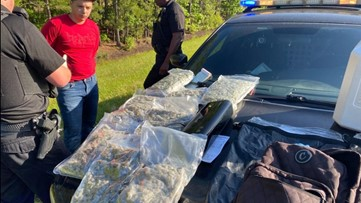 Sumter county deputies seize thousands of grams of drugs in just two days