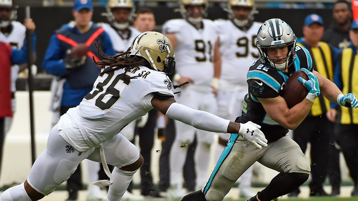 Carolina Panthers 2020 NFL Schedule