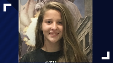 Missing SC 15-year-old girl found safe