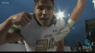 River Bluff RB will play at The Citadel