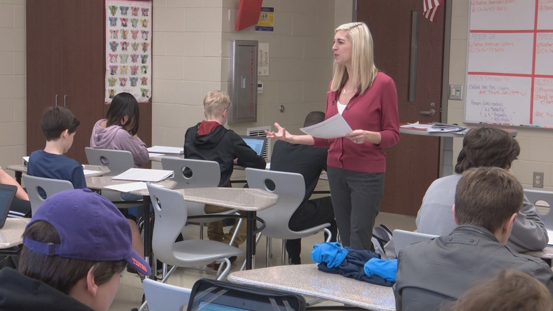 News 19 Teacher of the Week: Jennifer Garnett