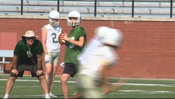 River Bluff is using spring practice to build on 2018