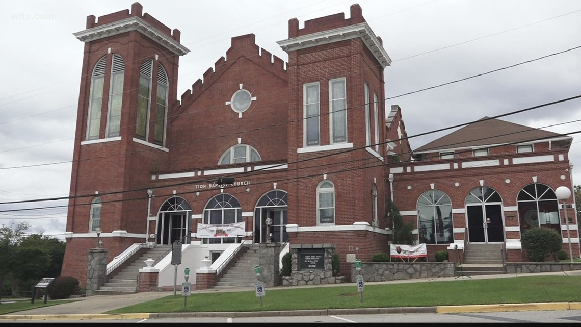 DHEC teams up with local churches to increase vaccinations