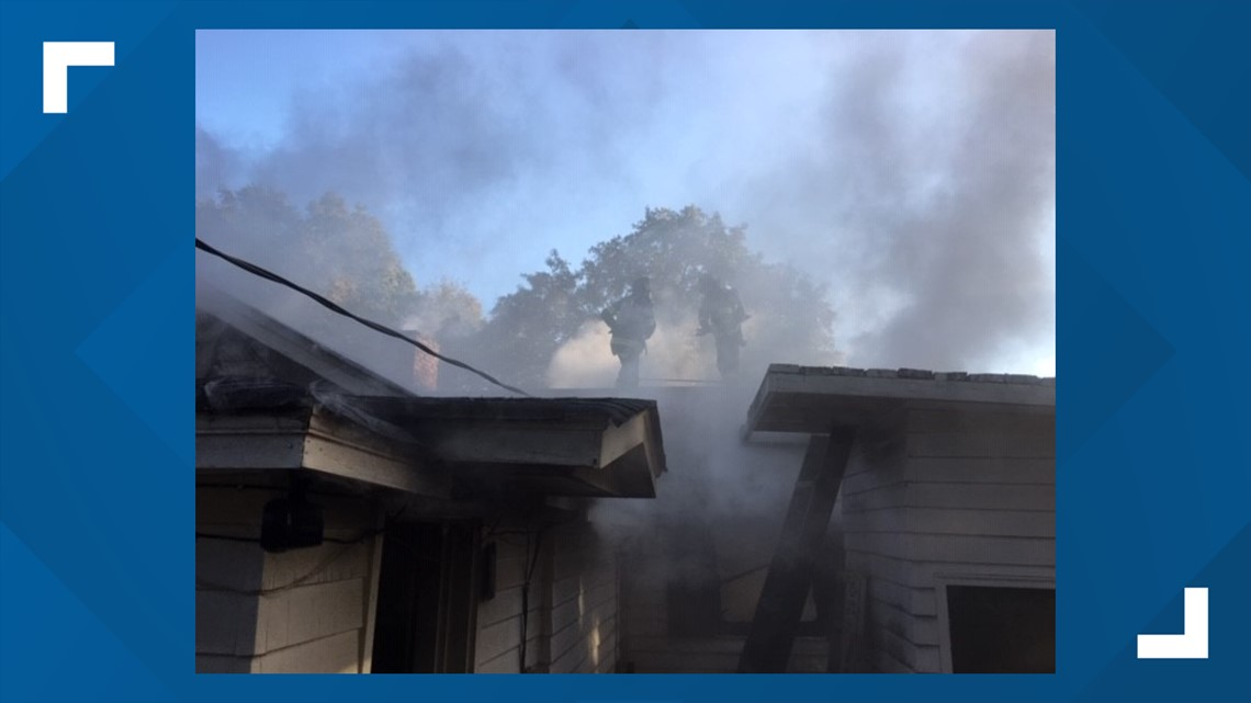 Fire at Irmo home causes substantial damage