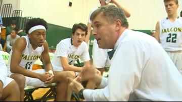 Local basketball coach leaving Ben Lippen