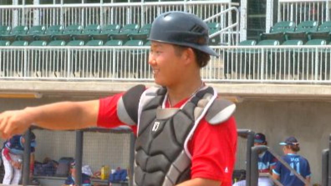 MLB China Comes To Lexington County   wltx com
