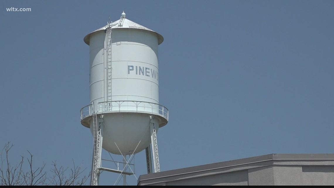 Town of Pinewood to get money from 'American Rescue Plan'