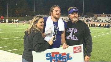 Winning a state title is special for the Bell family