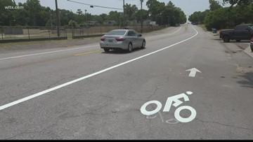 New bike lane opens in West Columbia